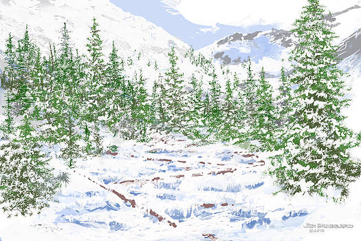 Jim Hubbard - Winter Brook