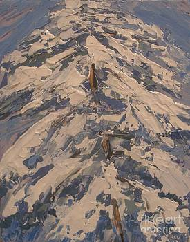 Winter Coat by Beverly Belanger