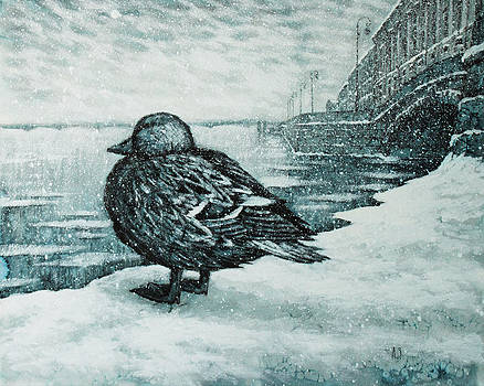 Winter dream by Aleksey Zuev