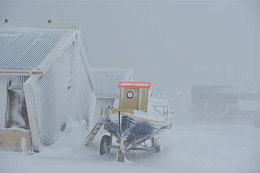 Winter by Erlendur Gudmundsson