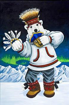 Winter Fandango by Kristy Tracy