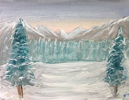 Winter Forest by Michelle Treanor