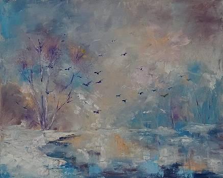 Winter impressions by Natalia Bardi
