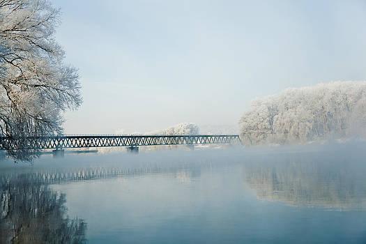winter in Bavaria by Kent Andersen