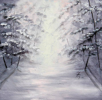 Winter Light by Meaghan Troup