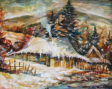 Winter Magic by Dariusz Orszulik