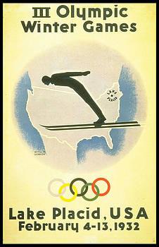 Winter Olympics 1932 Lake Placid by David Seguin
