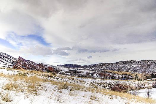 Winter on the Rocks by Rhonda DePalma