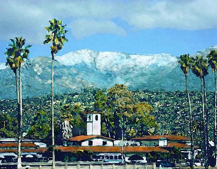 Kurt Van Wagner - Winter Paradise Santa Barbara