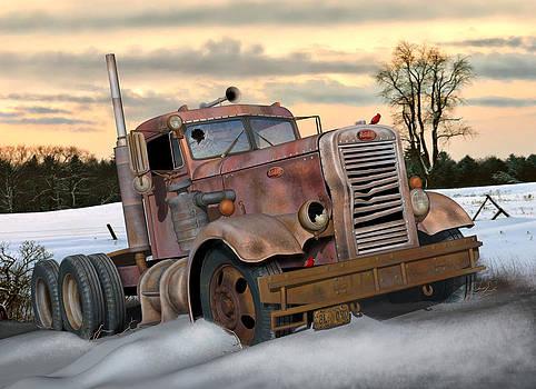 Winter Pete by Stuart Swartz