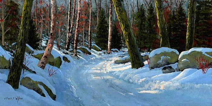 Frank Wilson - Winter Road