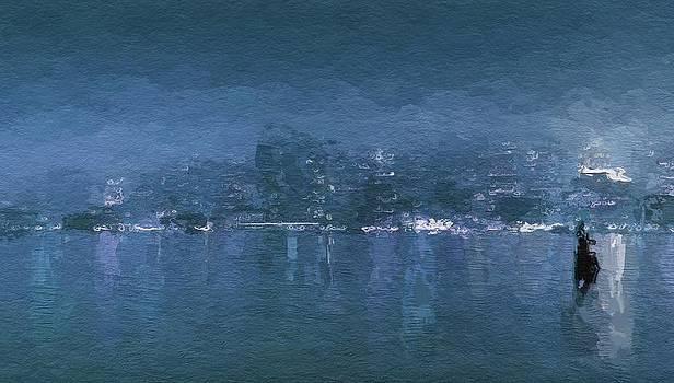 Stefan Kuhn - Winter Skyline