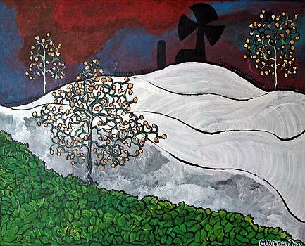 Winter Thaw by Matthew  James