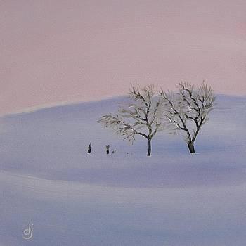 Winter Trees by Dorothy Jenson