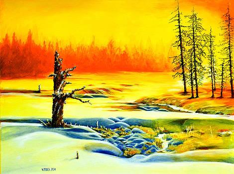 Winter by Victor Minca