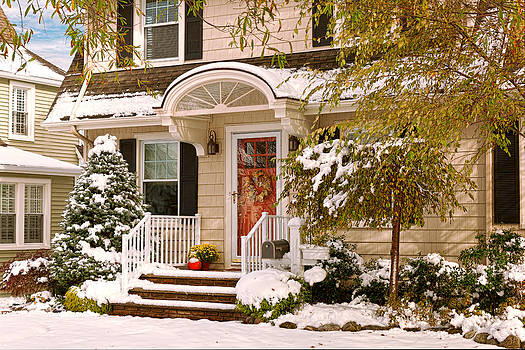 Mike Savad - Winter - Westfield NJ - It