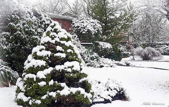 Winter white by Mikki Cucuzzo