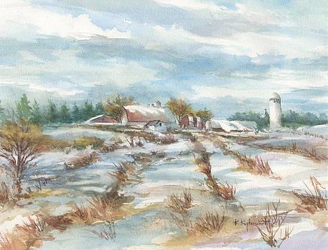 Winter Whites by Kerry Kupferschmidt