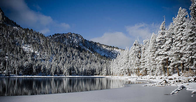 Winter Wonderland by Chris Brannen