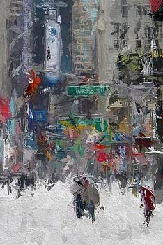Stefan Kuhn - Wintertime on Broadway