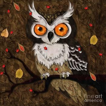 Liane Wright - Wise Owl