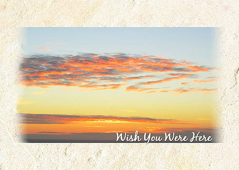 Wish You Were Here by Mariola Szeliga