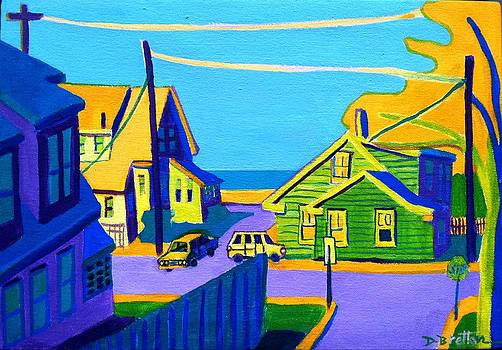 Witch Island Way by Debra Bretton Robinson