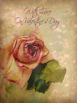 With Love On Valentine's Day by Shirley Sirois