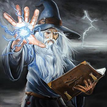 Wizard's Final Judgement by Louis Monnich