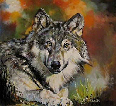 Wolf by Kevin Meredith