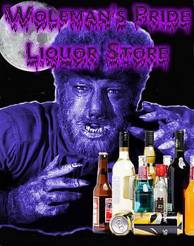 Wolfman's Pride Liquor Store by Ryan Robertson