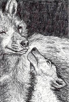 Wolves by Gabriel Jeane
