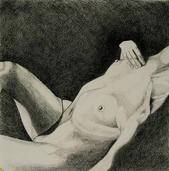 Woman 2 by Adina Bubulina
