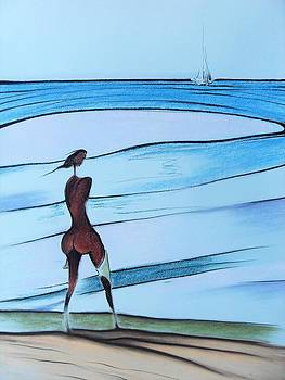 Woman 3 by Mario Prencipe