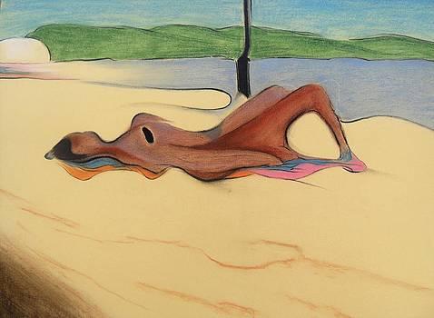 Woman 4 by Mario Prencipe