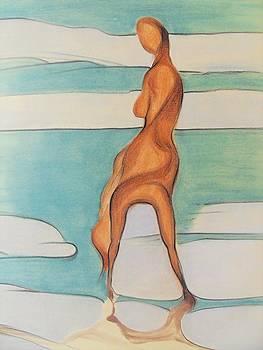 Woman 5 by Mario Prencipe