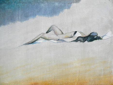 Woman 6 by Mario Prencipe