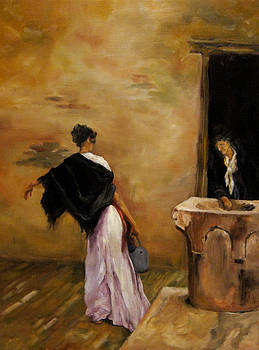 Diane Kraudelt - Woman At The Well