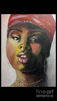 Woman by Catherine Visconte