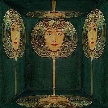 Pamela Phelps - Woman in the Mirror