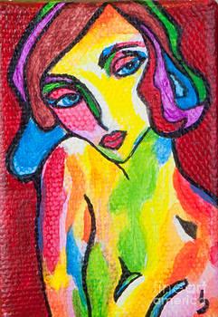 Woman by Susan Cliett