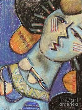 Woman Warrior by Beth Fischer