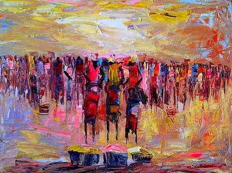 Women Of Hope by Francis Amoah