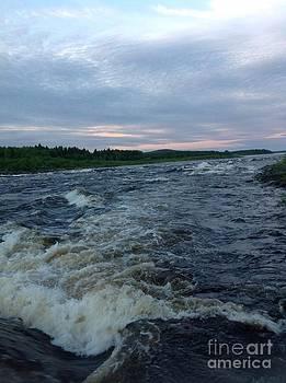Wonderful world Tornio River by  Andrzej Goszcz