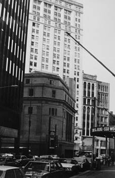 Wood Street Pittsburgh by Joann Renner