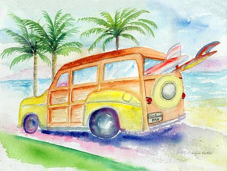 Woody by Lynn Buettner