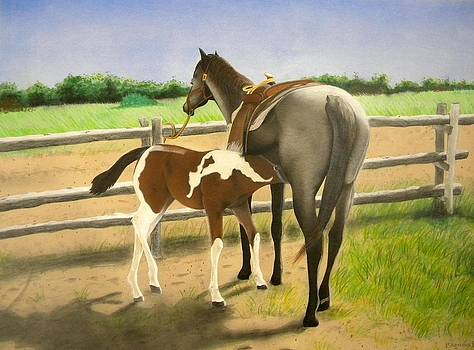 Working Mother by Brenda Bliss