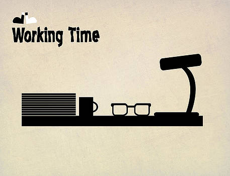 Working Time by Sherly Ferelin