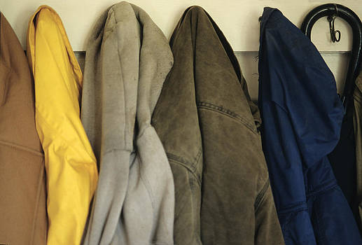 Harold E McCray - Workmen Coats