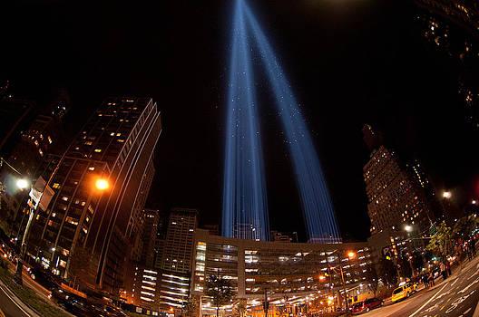 World trade center tribute by Carmine Arcaro
